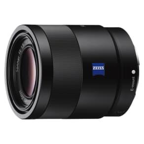 Sony Sel55f18z Sonnar T 55mm F/1.8 Za Lens
