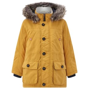 Peter Parka Coat