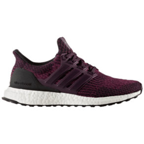 Womens Adidas Ultra Boost - Red Night/Mystery Ruby/Black
