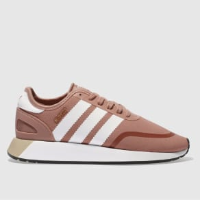 Adidas Pink N-5923 Trainers