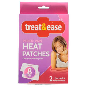 Mega Value Period Pain Heat Relief Patches