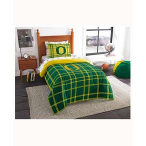 Oregon Ducks 5-Piece Twin Bed Set