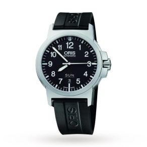 Oris Men's Bc 3 Advanced Day Date Automatic Watch