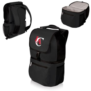Picnic Time Zuma-Backpack Cooler-Black (Los Angeles Clippers) Digital Print