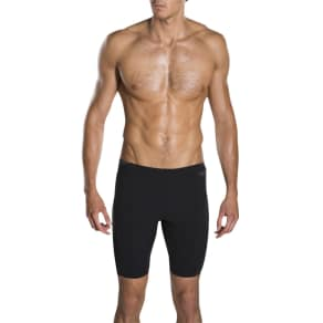 Speedo Boom Splice 18 Jammers Swimming Shorts, Black