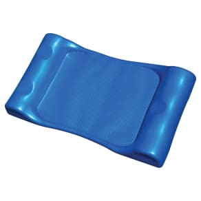Deluxe Aqua Hammock Pool Float - Blue