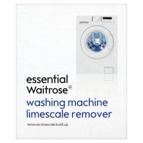 Essential Waitrose Washing Machine Descaler