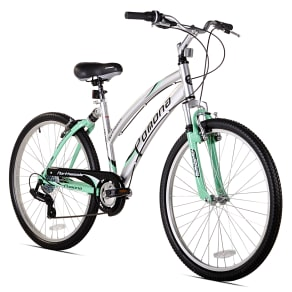 "Northwoods 32621 26"" Women's Pomona Comfort Bike, Silver"