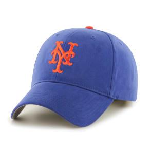 47 Brand Mlb Fan Favorite New York Mets Basic Cap