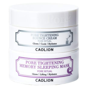 Caolion Pore Tightening Day and Night Glowing Duo