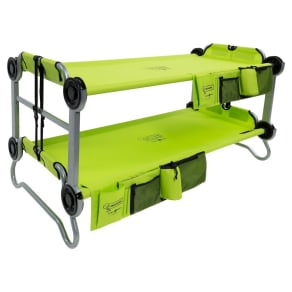 Kid-O-Bunk W/Organizers - Lime Green