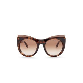 Women's Cat Eye Acetate Frame Sunglasses