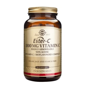 Solgar Ester-C 1000mg Vitamin C 90 Capsules - 90capsules
