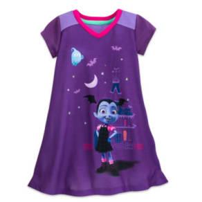 Vampirina Nightdress For Kids -  2 Years