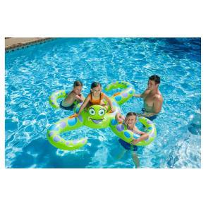 Poolmaster Octopus Rider - Green