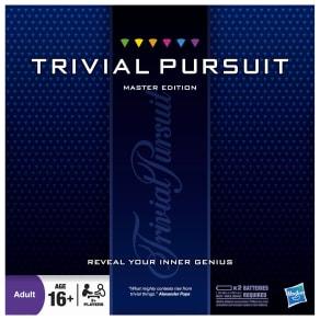 Trivial Pursuit Master Game