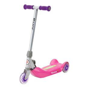 Razora,,c/ Razor&trade Razor Jr. Folding Kiddie Kick Scooter - Pink