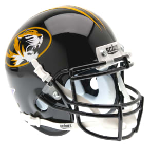 Schutts Sports University of Missouri Tigers Ncaa Mini Helmet