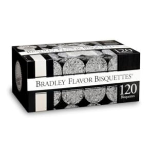 Bradley Technologies Apple Bisquettes 120 Pack