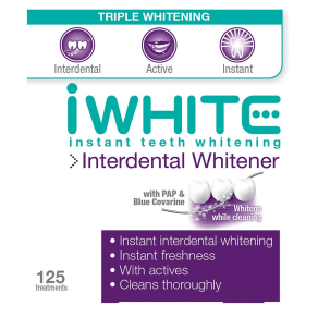 Iwhite Instant Interdental Whitener - 125 Treatments