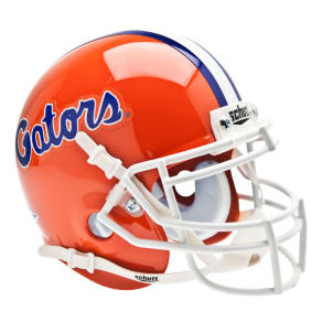 Schutts Sports University of Florida Gators Ncaa Mini Helmet
