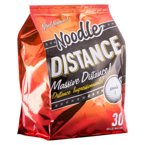 Noodle Distance Golf Balls - 30pk, White