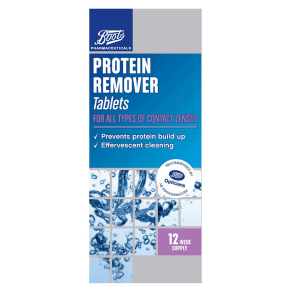 Boots Pharmaceuticals Protein Remover Tablets - 12 Weeks Supply