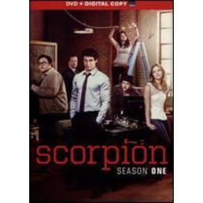 Scorpion: Season One [6 Discs] Dvd
