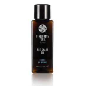 Gentlemens Tonic Pre Shave Oil 50ml
