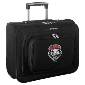 Ncaa New Mexico Lobos Mojo Wheeled Laptop Overnighter Bag