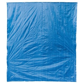 """Outdoor Products Tarp - Blue (6"""" X 8"""")"""