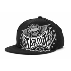 Tapout Tapout Tapout Star Fighter Cap