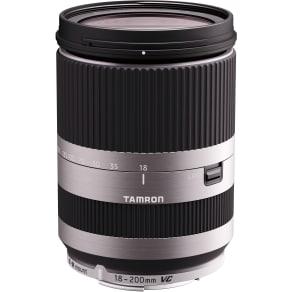 Tamron - 18-200mm Vc Di3 Canon - Eos-M B011ems Super Zoom Lens
