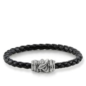 Thomas Sabo Bracelet Black Ub0013-823-11-L21