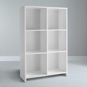House by John Lewis Oxford 3 X 2 Shelf Cube Unit, Fsc-Certified