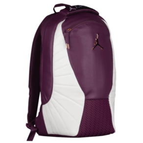 Jordan Retro 12 Backpack - Bordeaux/Sail