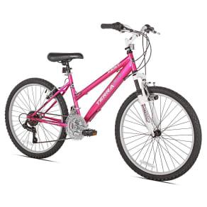 Kent Terra 2.4 - 24 Girls' Mountain Bike 21 Speed - Magenta (Pink)