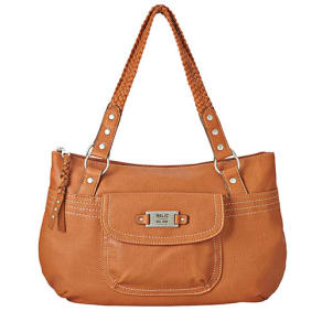 Relic Bags Caraway Double Shoulderh Chocolate - Handbags