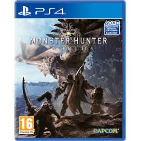 Monster Hunter: World for Playstation 4 - Also Available on Xbox One