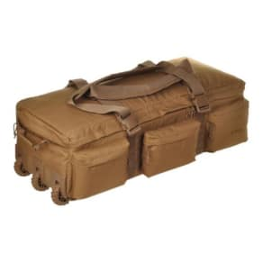 Sandpiper of California Rolling Load Out Bag - Coyote Brown