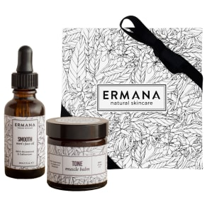 Ermana Natural Skincare Smoothe Mens Gift Set