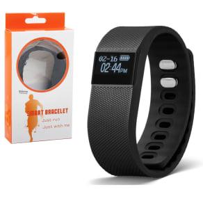 Natico Bluetooth Smart Fitness Watch, Blue