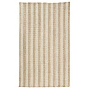 Capel Area Rug, Hampton Flatweave 0404-760 Shingle Stripe 7' X 9'