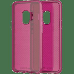 Evo Check Case for Galaxy S9 - Fuchsia