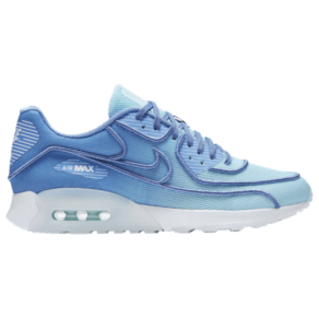 Womens Nike Air Max 90 Ultra 2.0 Breathe - Still Blue/Still Blue/Polarized Blue/White