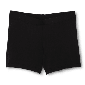 Danz N Motion by Danshuz Girls' Activewear Shorts Black M