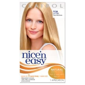 Nice N Easy Natural Lightest Ash Blonde 101 Hair Colour