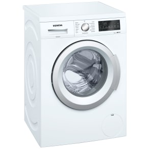Siemens Wu14q420gb Freestanding Washing Machine, 8kg Load, A+++ Energy Rating, 1400rpm Spin, White