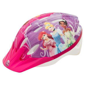 Bell Princess Childs Bike Helmet - Pink/Purple, Multi-Colored/Pink