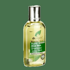 Dr Organic Aloe Vera Travel Shampoo 75ml